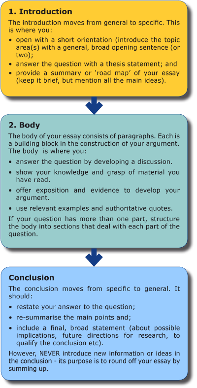 An Essay Introduction Sample